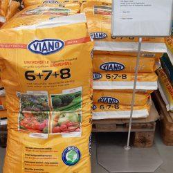 Viano 6-7-8 met bacteriën 20kg